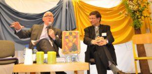 Evèque et pasteurs aux assises de Bourgogne