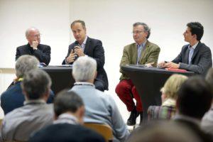 moment de partage aux assises nationales de Lille
