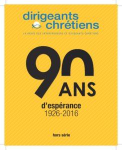 couverture Hors Serie 90 ans