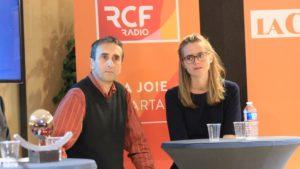 Jean-Marc Sémoulin et Aurélie Lavaud