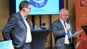 Philippe Royer et le prix Philibert Vrau, Etienne Leroi